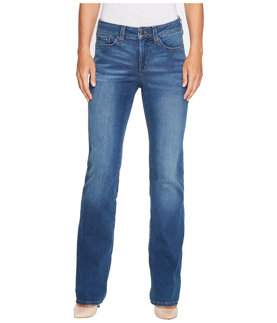 NYDJ - Marilyn Straight Jeans in Smart Embrace Denim in Noma (Noma) Womens Jeans