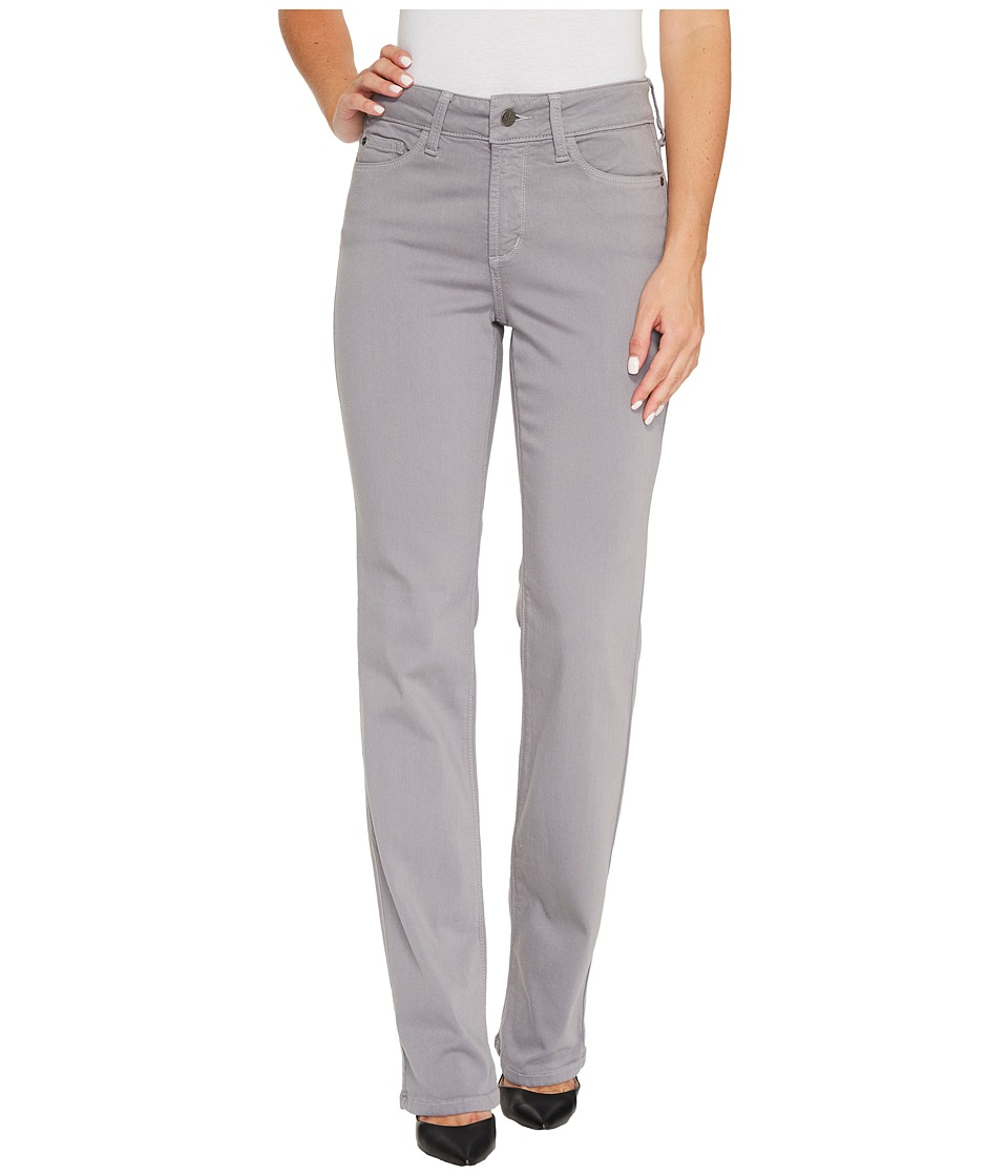 NYDJ Marilyn Straight Jeans in Luxury Touch Denim in Mineral (Mineral) Women