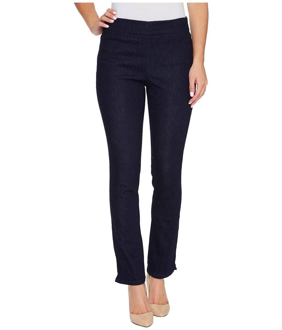 NYDJ Alina Pull-On Ankle Jeans in Rinse (Rinse) Women