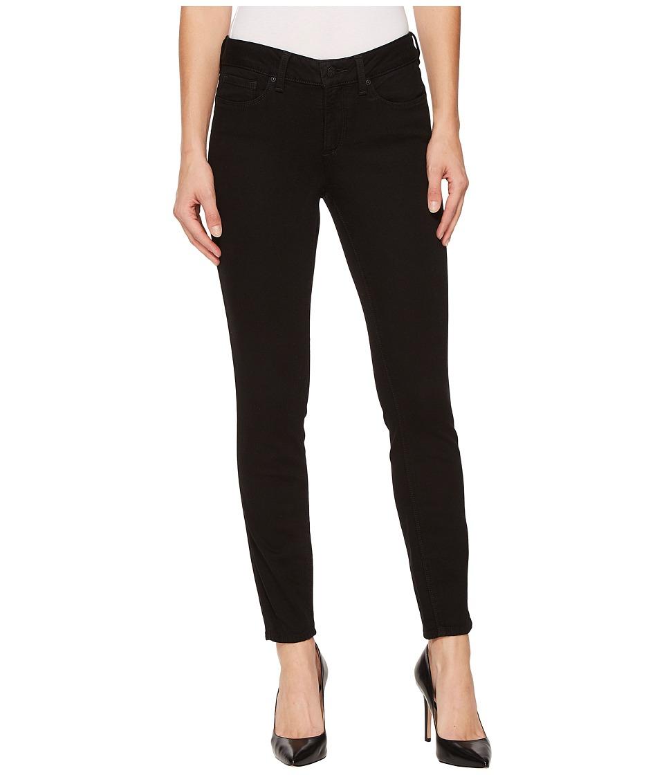 NYDJ - Dylan Skinny Ankle Jeans in Luxury Touch Denim in Black (Black) Womens Jeans