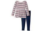 Splendid Littles - Yarn-Dyed Stripe Sweater Shirt with Leggings Set (Toddler)