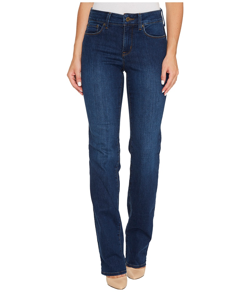 NYDJ Marilyn Straight Jeans in Cooper (Cooper) Women