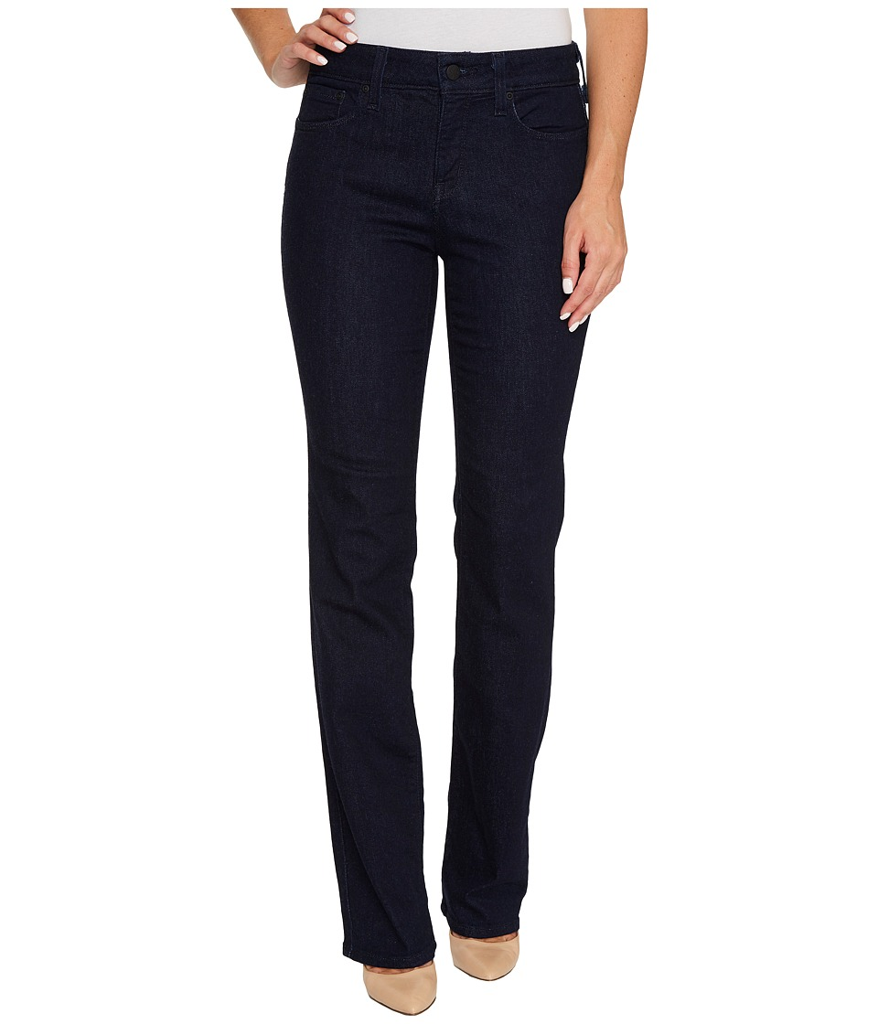 NYDJ - Marilyn Straight Jeans in Rinse (Rinse) Womens Jeans
