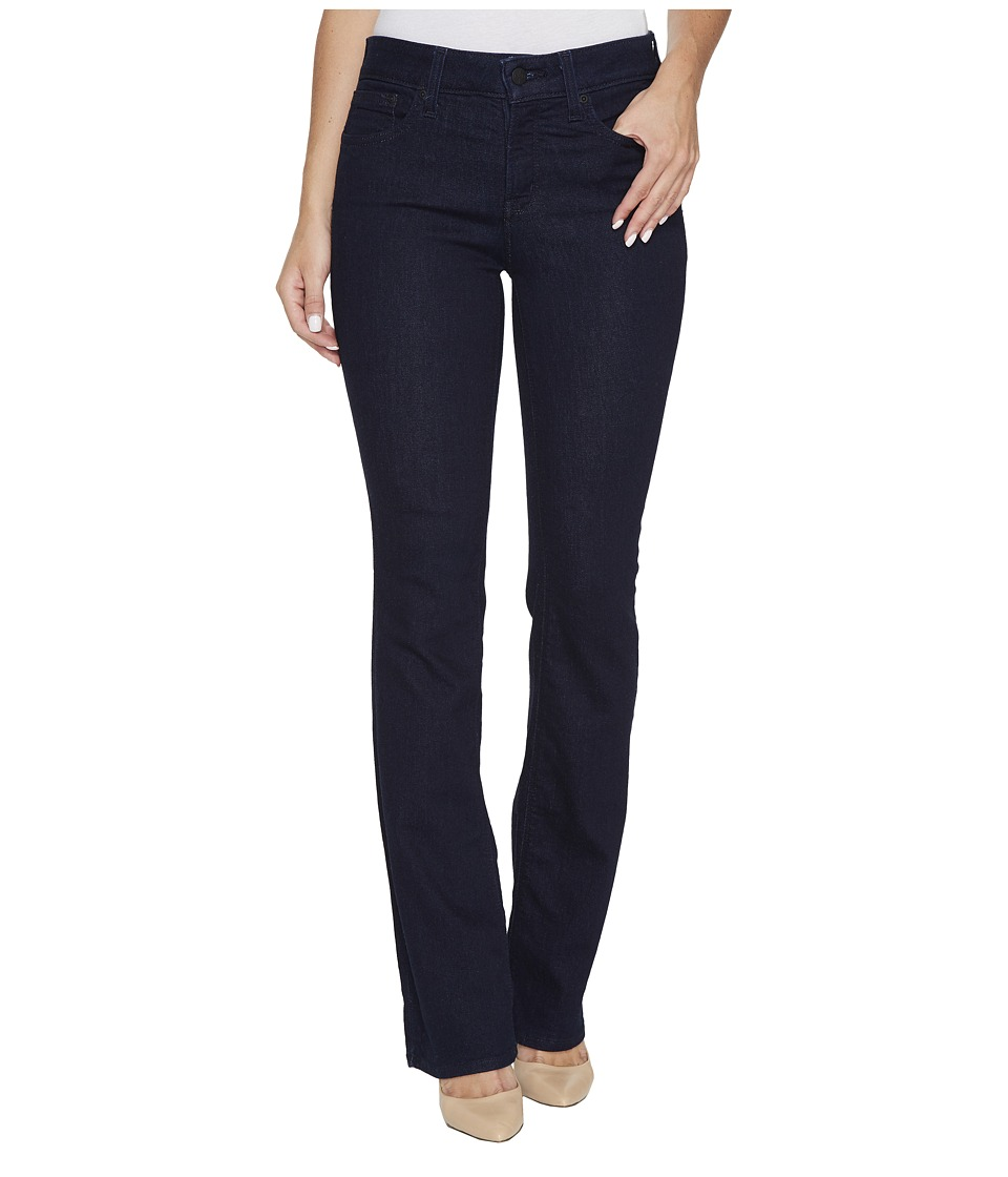 NYDJ - Billie Mini Bootcut Jeans in Rinse (Rinse) Womens Jeans