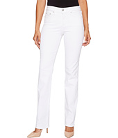 NYDJ - Marilyn Straight Jeans in Optic White