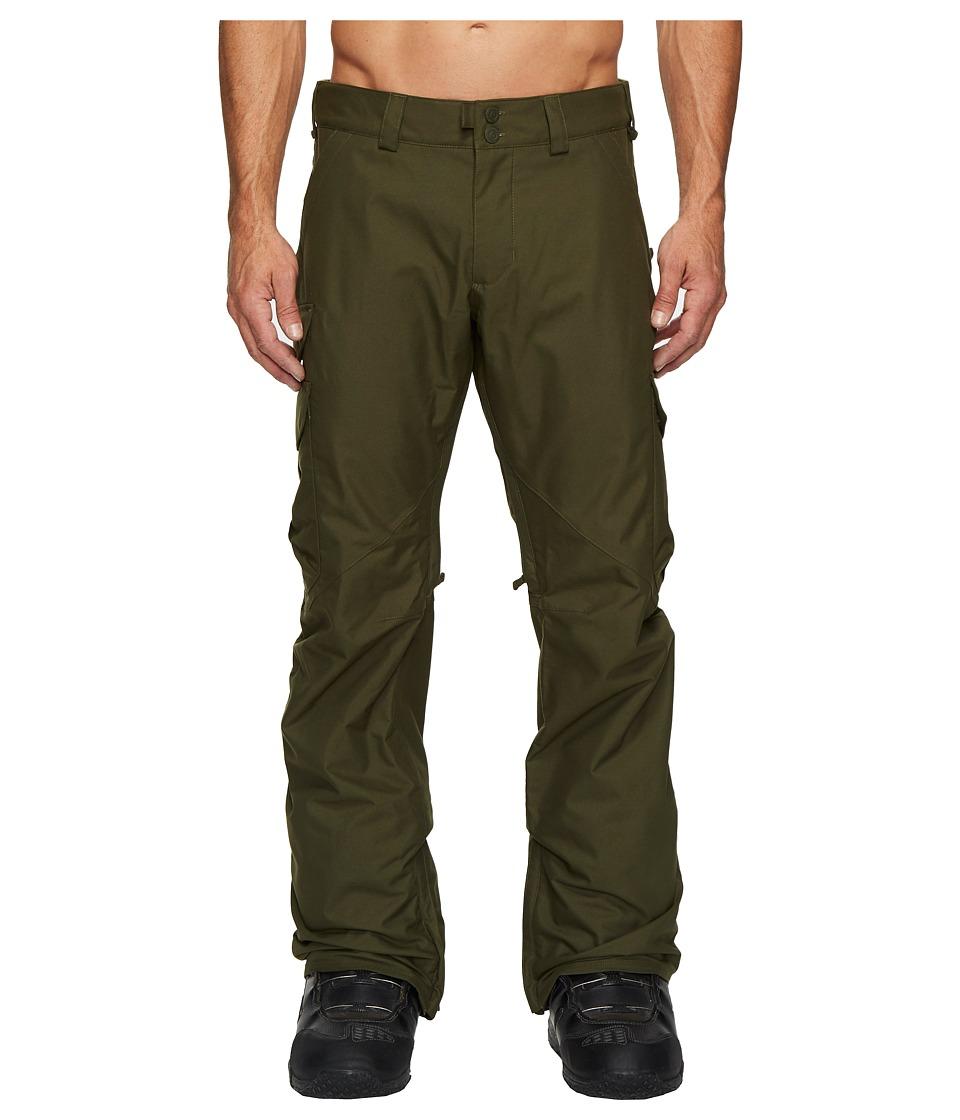 Burton Cargo Pant-Mid (Forest Night) Men