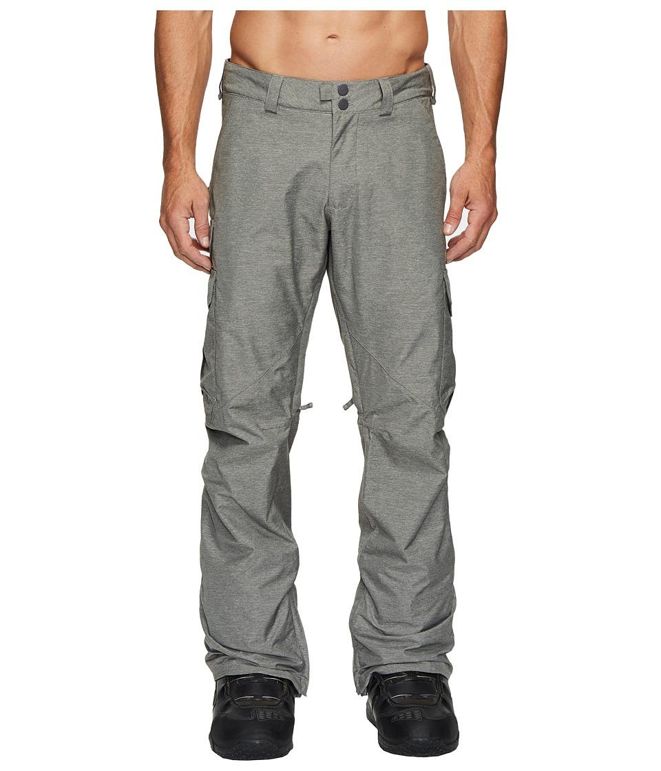 Burton Cargo Pant-Mid (Shade Heather) Men