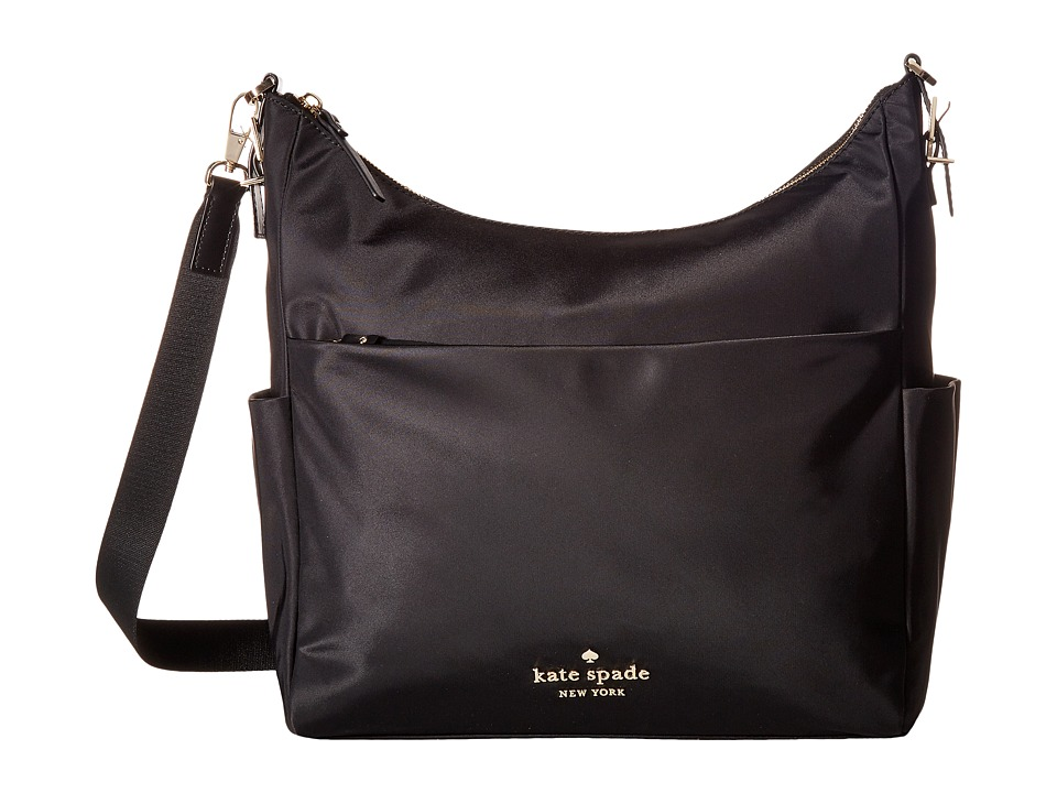 Kate Spade New York - Watson Lane Noely Baby Bag (Black) Handbags -  adult