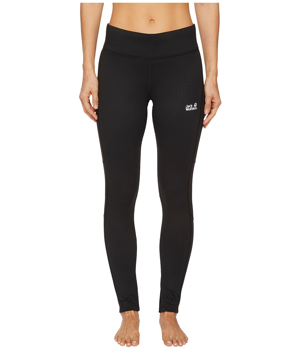 Jack Wolfskin - Athletic Winter Tights
