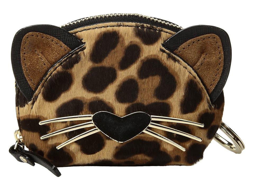 Kate Spade New York - Run Wild Leopard Dumpling Coin Purs...