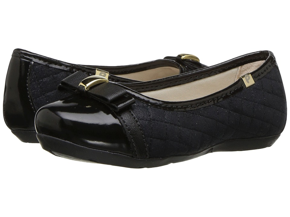 Pampili Fofurinha 203177 (Toddler/Little Kid) (Preto) Girl's Shoes