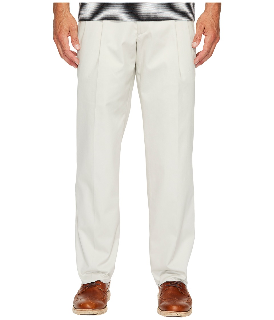 Dockers Easy Khaki D3 Classic Fit Pleated Pants (Marble) ...