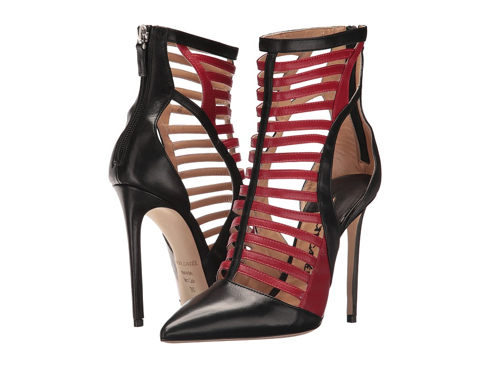 Racine Carree - Strappy Closed Toe Heel