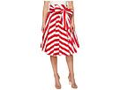 High Waisted Bow Skirt