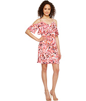 Jessica Simpson - Printed Cold Shoulder Dress JS7A9571
