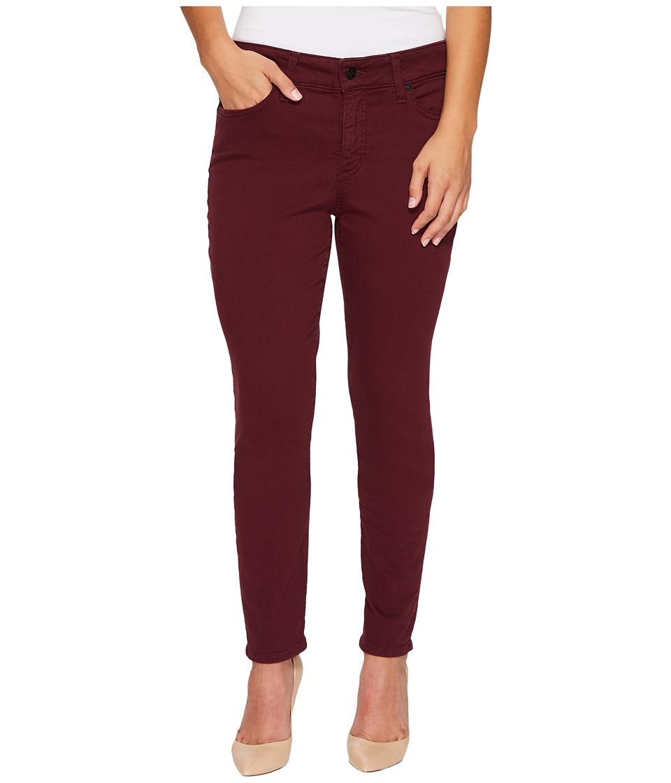 NYDJ Petite Petite Alina Legging Jeans in Deep Currant (Deep Currant) Women