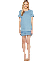 Calvin Klein Jeans - Let Down Hem Denim T-Shirt Dress