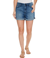 Calvin Klein Jeans - Whisper Weight Boyfriend Shorts in Blue Lagoon