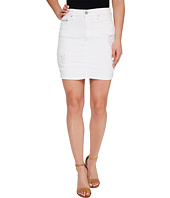 Calvin Klein Jeans - Destructed Mini Skirt