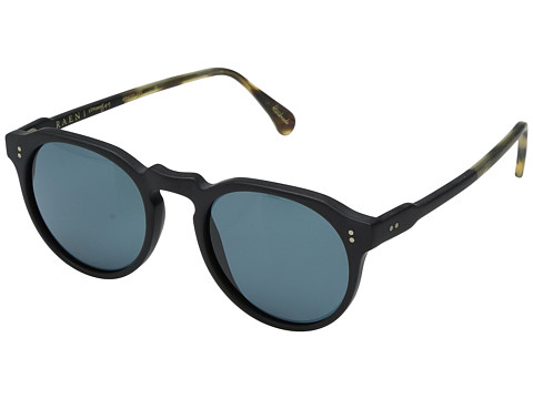 RAEN Optics Remmy 49 Made in France Collection - Black Noir