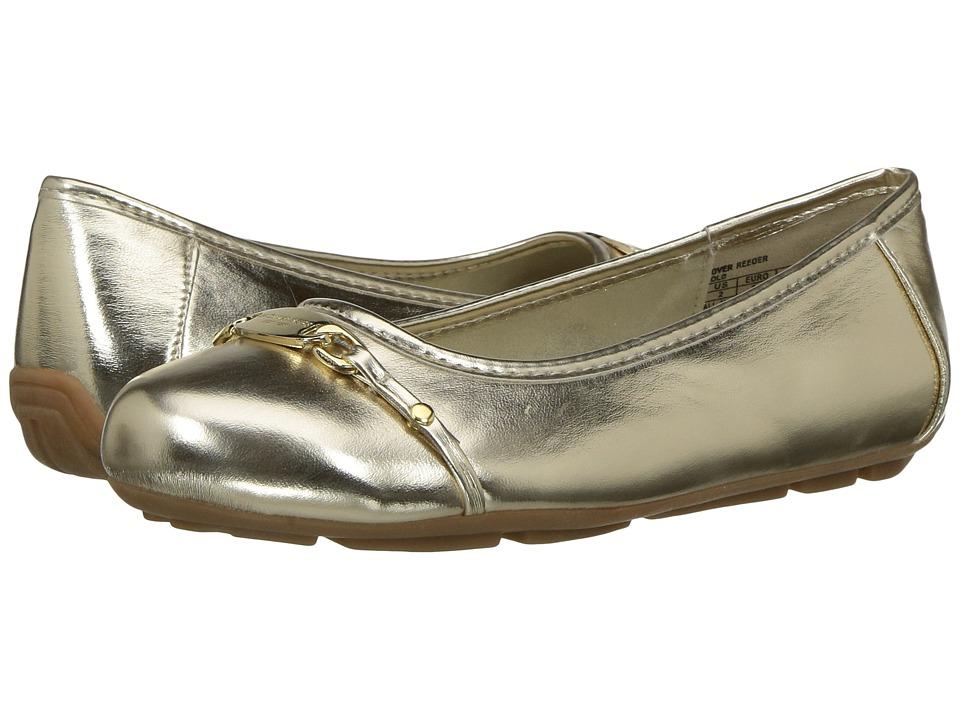 MICHAEL Michael Kors Kids - Rover Reeder (Little Kid/Big Kid) (Gold) Girls Shoes