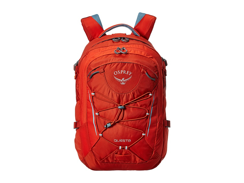 Osprey - Questa Pack (Sandstone Orange) Backpack Bags