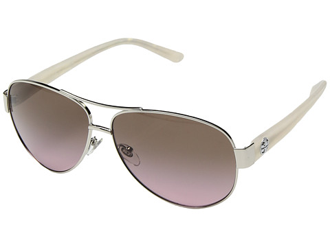 Tory Burch 0TY6057 - Silver/Brown Rose Gradient