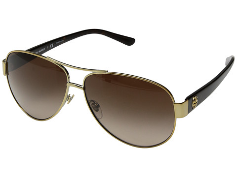 Tory Burch 0TY6057 - Gold/Dark Brown Gradient
