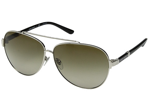 Tory Burch 0TY6056 - Silver/Smoke Gradient