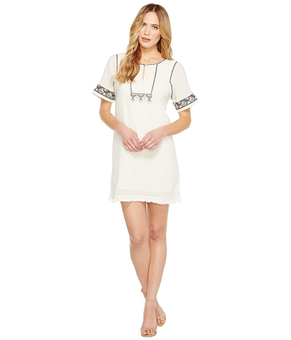Lilla P Embroidered Dress (Canvas) Women