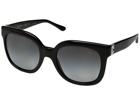 Tory Burch 0TY7104 54mm - Black/Grey Gradient Polarized