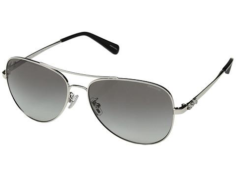 COACH 0HC7074 - Silver/Dark Grey Gradient