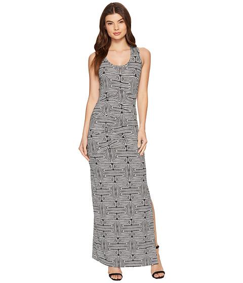 Nicole Miller Simple Maxi Dress Capri, Clothing, Women   Shipped ...