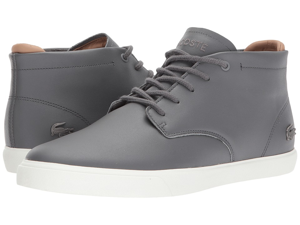 Lacoste - Espere Chukka 317 1 (Dark Grey) Mens Shoes