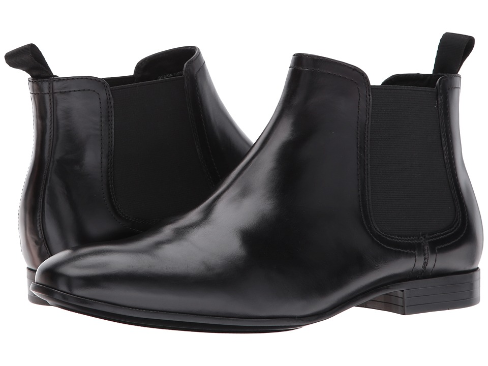 Kenneth Cole New York - Design 10055 (Black) Mens Shoes