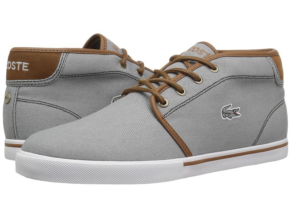 Lacoste Ampthill 317 1 (Grey/Brown) Men