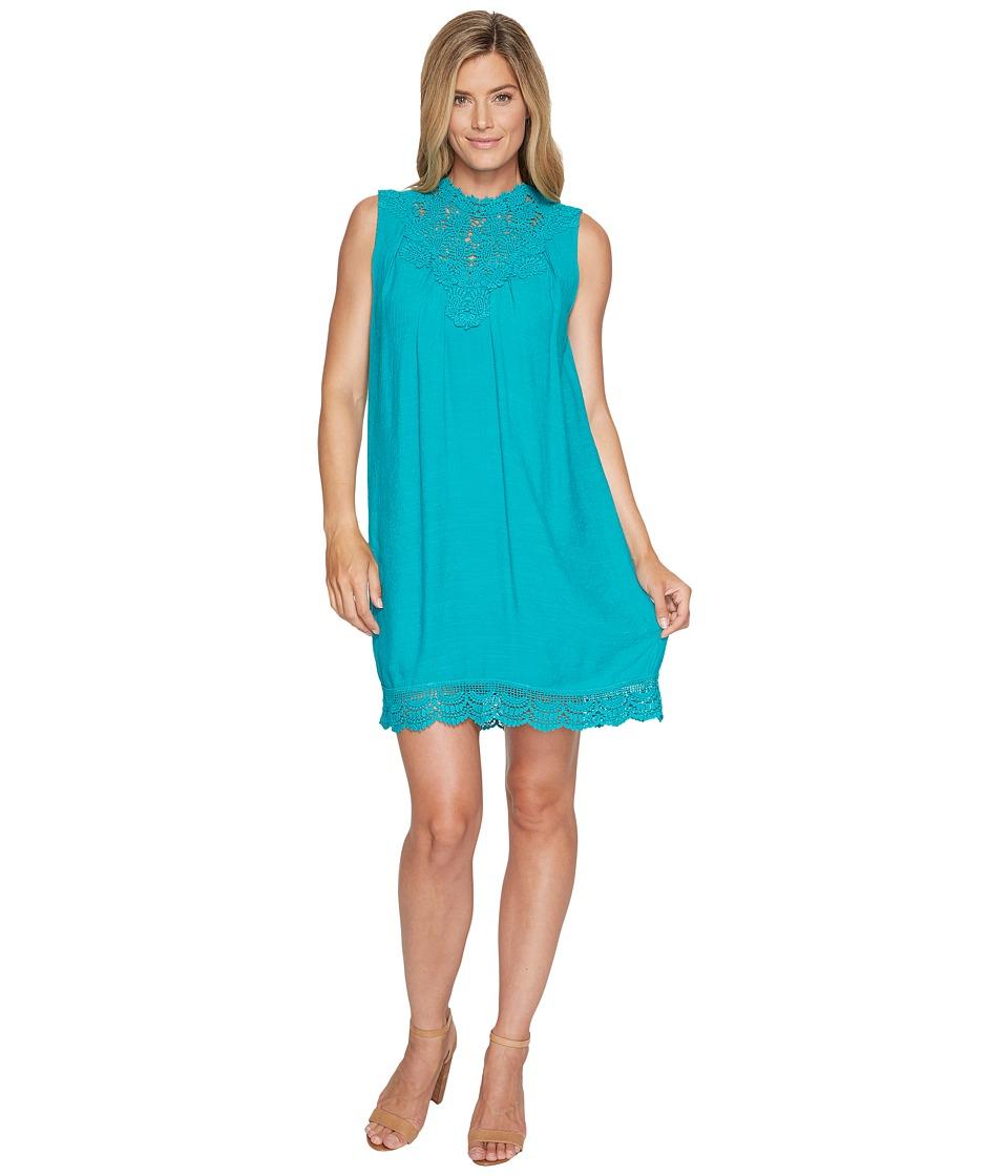 Wrangler - Sleeveless Dress (Lapis) Women's Dress