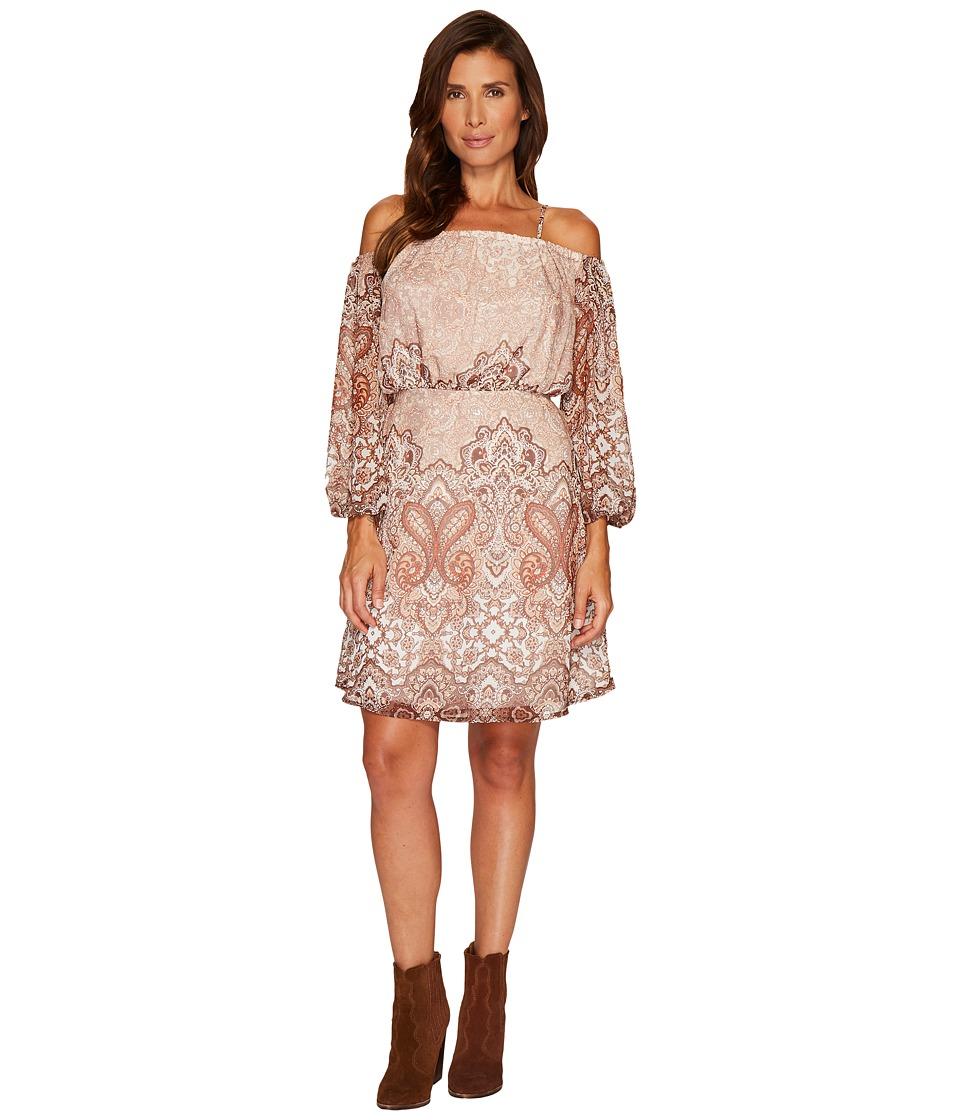 Wrangler - Off Shoulder Dress
