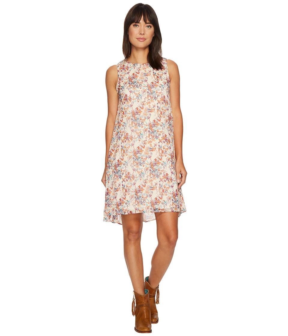 Wrangler - Floral Sleeveless Dress