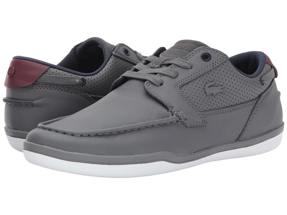 Lacoste Deck-Minimal 317 1 (Dark Grey) Men