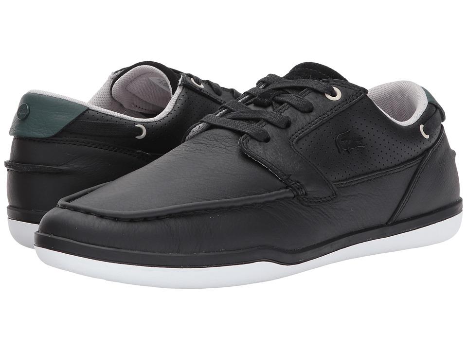 Lacoste Deck-Minimal 317 1 (Black) Men