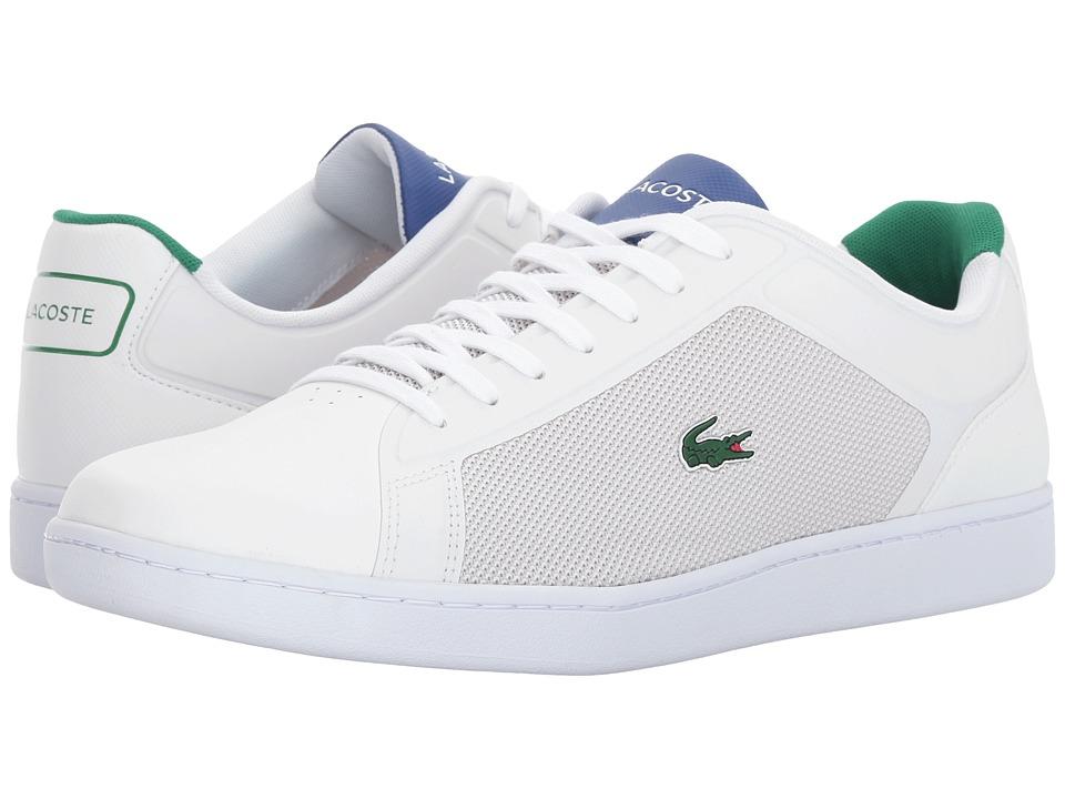 Lacoste Endliner 317 2 (White/Green) Men