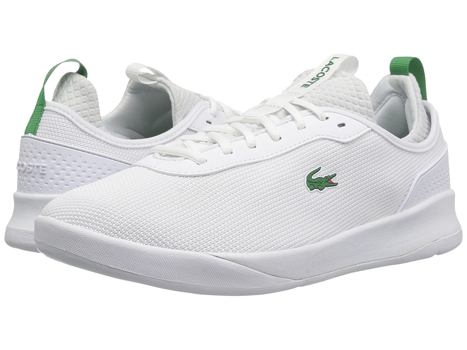Lacoste LT Spirit 2.0 317 1 (White/Green) Men