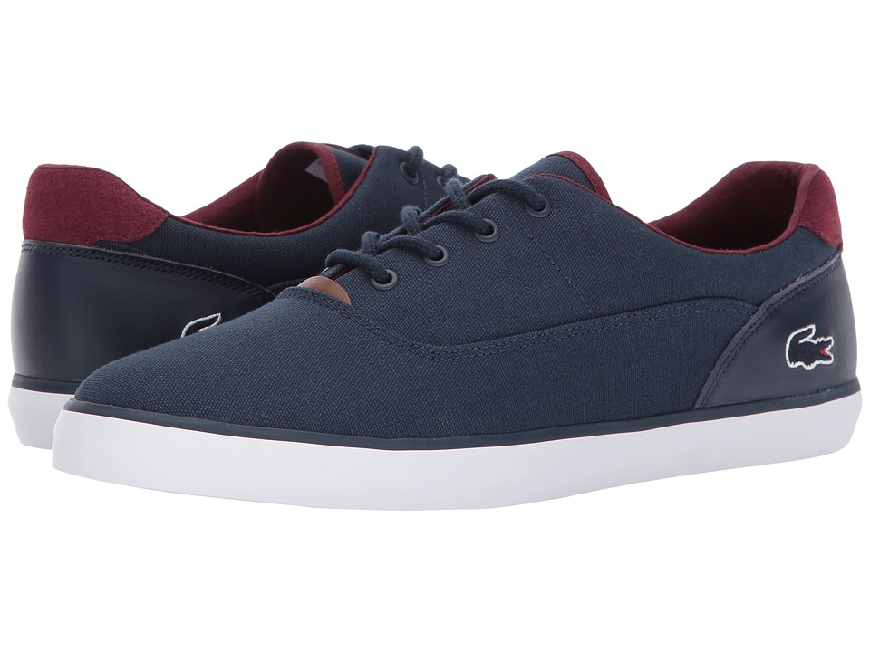 Lacoste - Jouer 317 1 (Navy) Mens Shoes