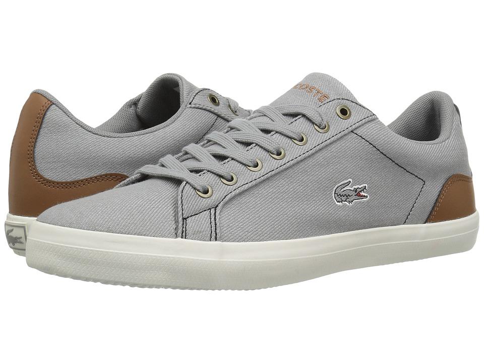 Lacoste Lerond 317 2 (Grey/Brown) Men