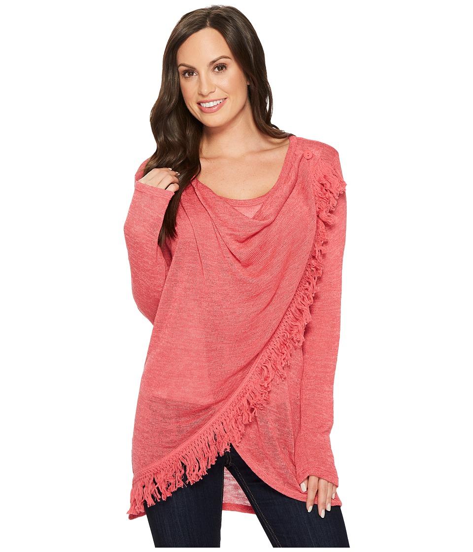 Wrangler - Long Sleeve Sweater