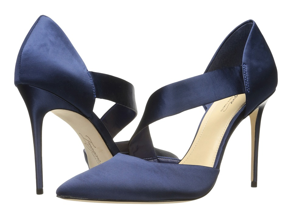 Imagine Vince Camuto - Oya (Inkwell Blue Velvet) High Heels
