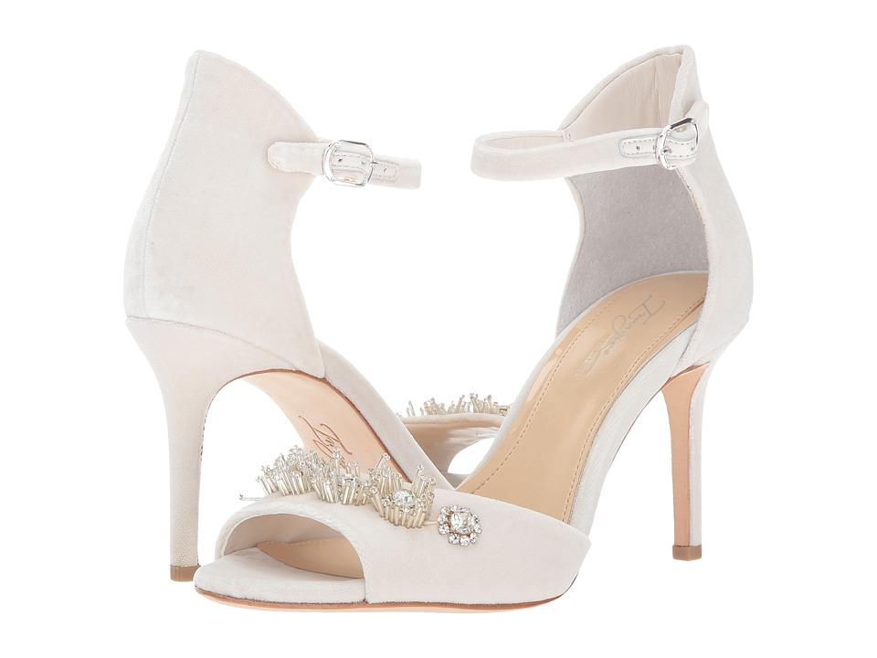 Imagine Vince Camuto Prisca (Ivory Velvet) High Heels