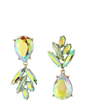 Betsey Johnson - Pineapple Mismatch Drop Earrings