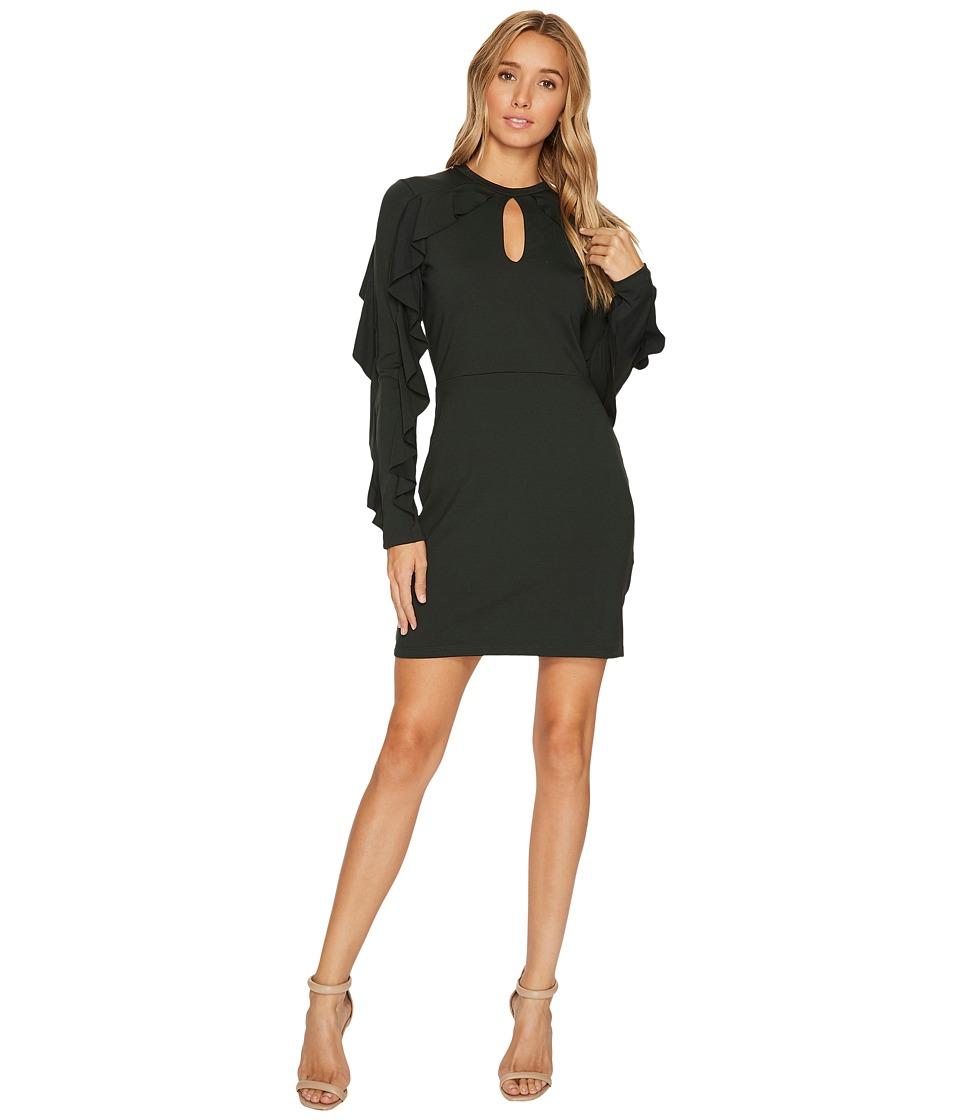 Susana Monaco Cora Dress (Caviar) Women